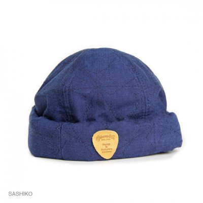 GO HEMP|ROADIE ROLL CAP|SASHIKO