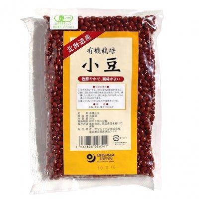 有機栽培小豆|300g|オーサワ