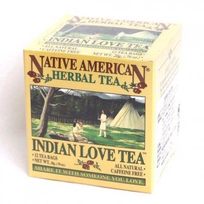 インディアン ラブティー|24g(2g×12袋)|デニスバンクスプロダクツ