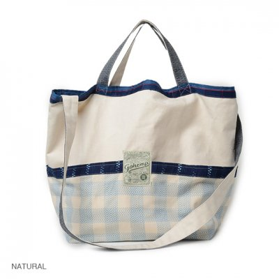 GO HEMP|TWO WAY BAG|2Colors