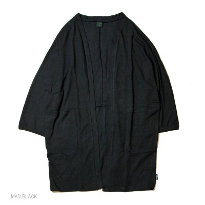 GO HEMP|HAORIN JACKET|BLACK|WOMEN
