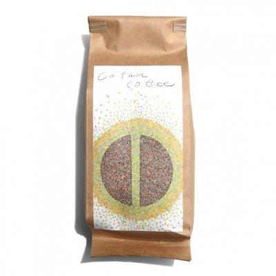 Cotan Coffee ノーマル [豆]|200g|自然食 cotan