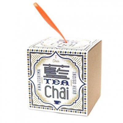 藍Chai|17.5g(2.5g×7袋)|AWAJI藍LAND project