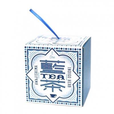 藍茶|14g(2g×7袋)|AWAJI藍LAND project