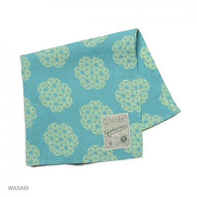 GO HEMP|GREEN POINT BANDANA|3Colors