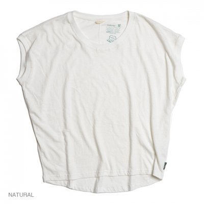 GO HEMP|SUNNY ROUND TEE|WOMEN|10Colors