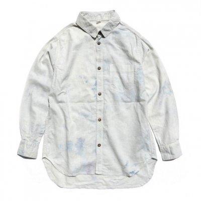 ビバーク|Button Shirts|お茶染め|Mサイズ