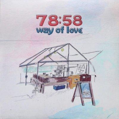 『78:58 way of love』光がらむ [CD]|DJ HIKARU別名義