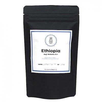 エチオピア [豆]|ナチュラル|100g|Gluck Coffee Spot