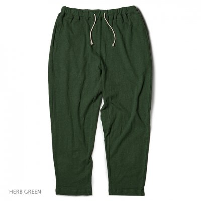 GO HEMP|MON PANTS / HEAVY JERSEY|5Colors