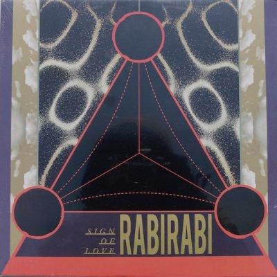 [限定300枚]『SIGN OF LOVE』RABIRABI  [12