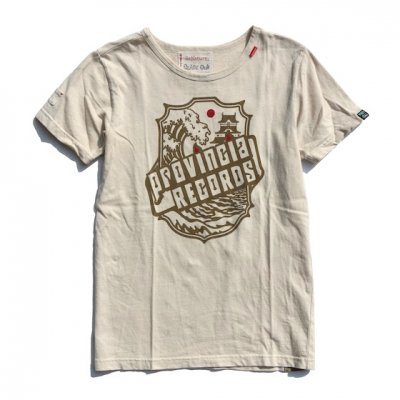 [USED] provincia RECORDS Tee|サイズ3|ReNature ボディ