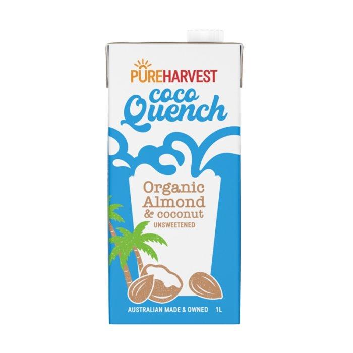有機アーモンド&ココナッツミルクドリンク |1000ml|アリサン