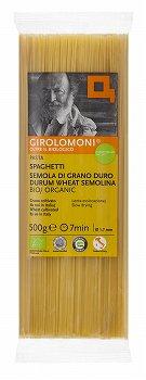 有機スパゲッティ GIROLOMONI(ジロロモーニ)|500g|イタリア産 デュラムセモリナ小麦