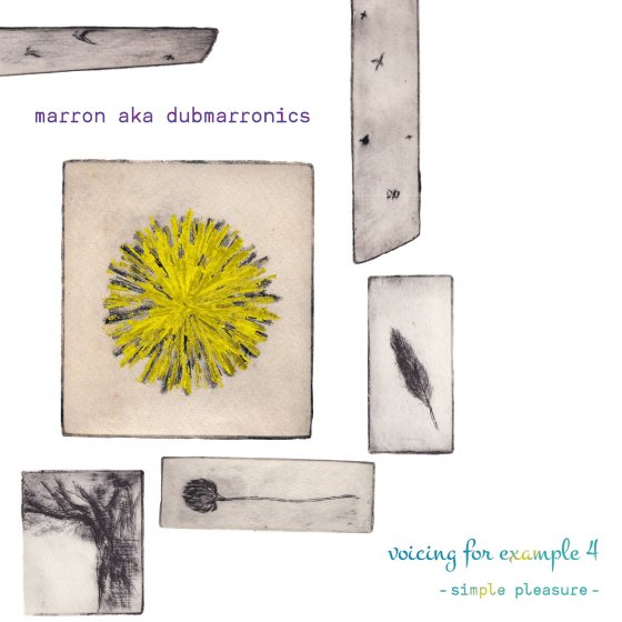 MARRON aka DUBMARRONICS|Voicing For Example 4 - Simple Pleasure - [CD]