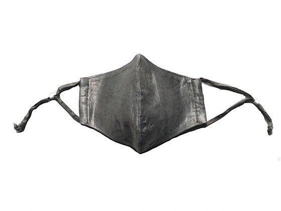 冨貴工房×ビバーク | 麻マスク | 麻炭染め | ヘンプシルク