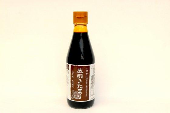 底引きたまりしょうゆ | 300ml  | 三百年蔵:東海醸造 | 杉桶仕込み |グルテンフリー