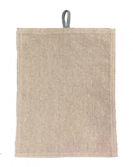 ビバーク | ヘンプコットン手織り |食器洗いクロス