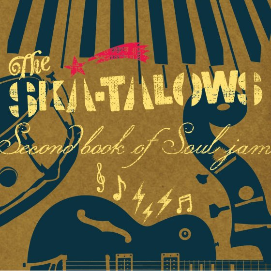 『Second book of Soul jam』the Ska-talows [CD]