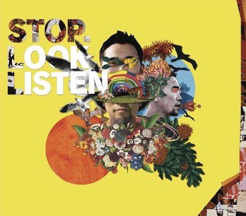 『STOP,LOOK,LISTEN』泰尊[CD]|3rd Album|2020
