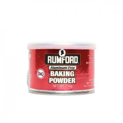 ベーキングパウダー|114g|アルミニウムフリー|RUMFORD
