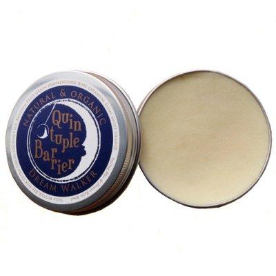 クインタプルバリア|オーガニックヘアワックス×肌バリアクリーム|ドリームウォーカー|80g