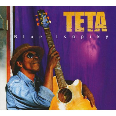 『Blue tsapiky』TETA [CD]|2014