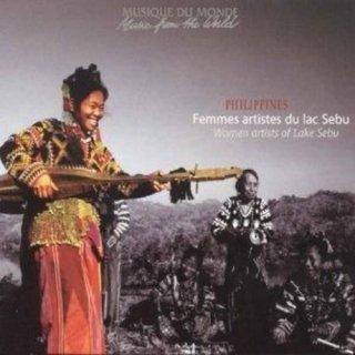 PHILIPPINES Femmes artistes du lac sebu