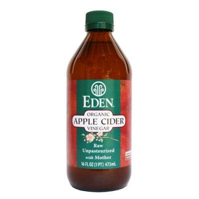 EDEN|オーガニックアップルビネガー|473ml