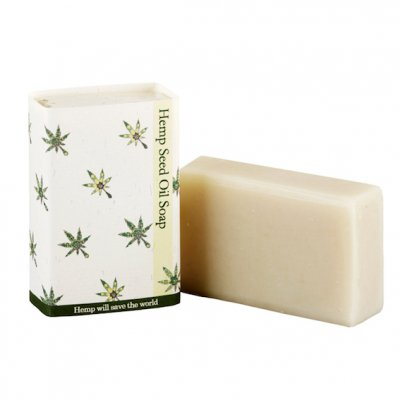 Hemp Seed Oil Soap|100g