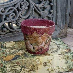 オリジナルペイント鉢25-0004