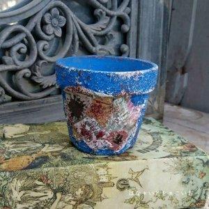 オリジナルペイント鉢25-0005