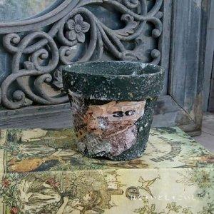 オリジナルペイント鉢25-0006