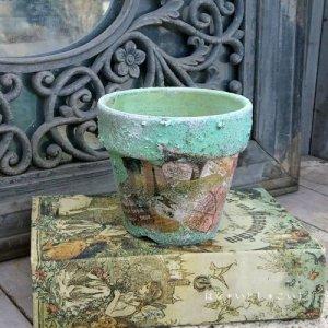 オリジナルペイント鉢30-001
