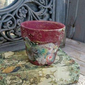 オリジナルペイント鉢30-002