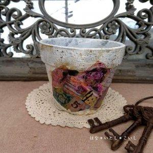 オリジナルペイント鉢45-008