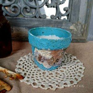 オリジナルペイント鉢25-0011