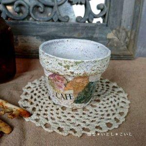 オリジナルペイント鉢25-0016