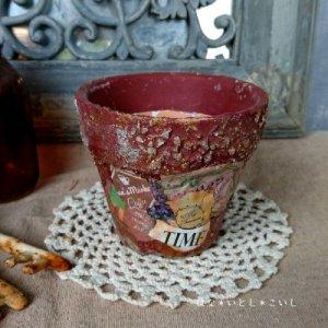 オリジナルペイント鉢30-011