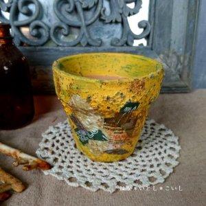 オリジナルペイント鉢30-017