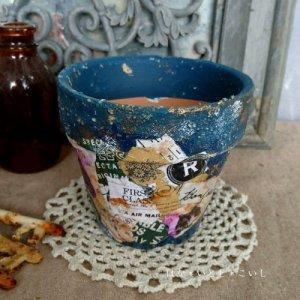 オリジナルペイント鉢35-015