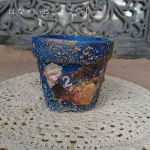 オリジナルペイント鉢25-019