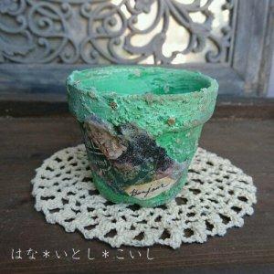 オリジナルペイント鉢25-023