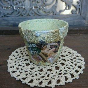 オリジナルペイント鉢25-025