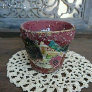 オリジナルペイント鉢25-026