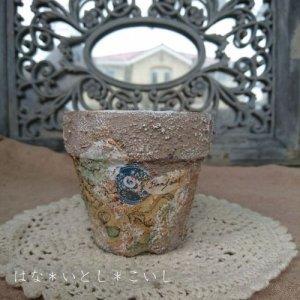 オリジナルペイント鉢30-018