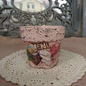 オリジナルペイント鉢30-021