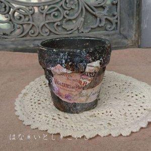 オリジナルペイント鉢30-025