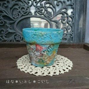 オリジナルペイント鉢30-029