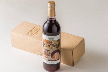 明治の館の葡萄果汁 1本詰